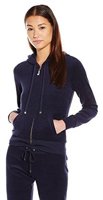 Juicy Couture Black Label Women's J Bling Original Terry Jacket $32.76 thestylecure.com