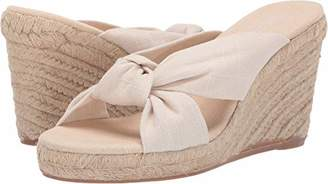 295624fb83b3 Soludos Women s Knotted (90mm) Espadrille Wedge Sandal