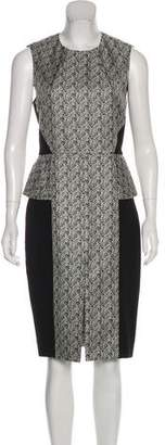 Rachel Comey Patterned Sleeveless Dress
