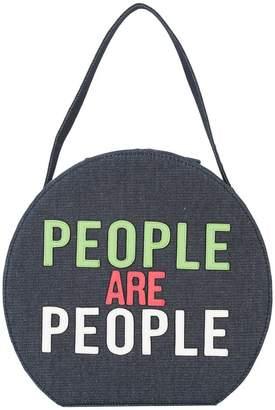 Christian Siriano (クリスチャン シリアーノ) - Christian Siriano People Are People shoulder bag