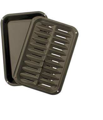 Range Kleen Mini Broiler Pan Set