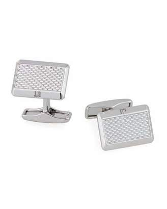 Dunhill Faceted Barley-Inspired Cuff Links