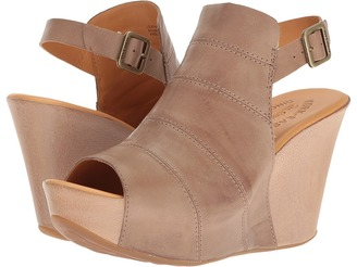 Kork-Ease - Bergen Women's Wedge Shoes $180 thestylecure.com