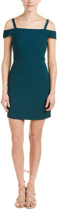 Greylin Cold-Shoulder Sheath Dress