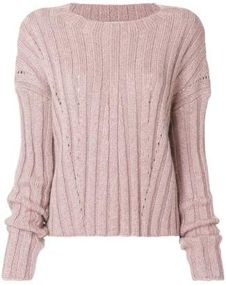 Dondup classic knitted top