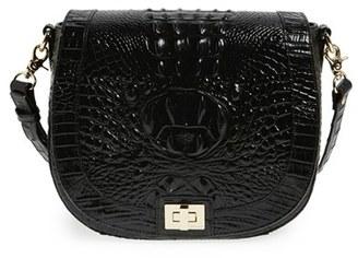 Brahmin 'Sonny' Crossbody Bag - Black $265 thestylecure.com