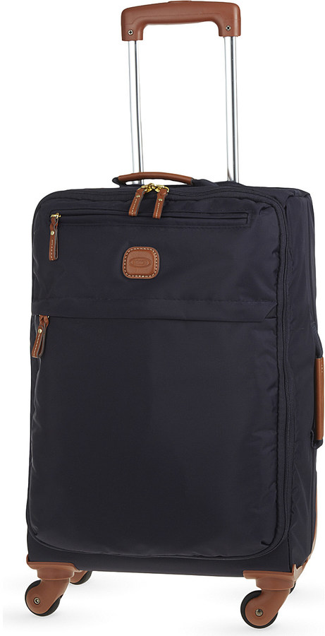 Bric'sBric's Brics X-Travel four-wheel suitcase 55cm