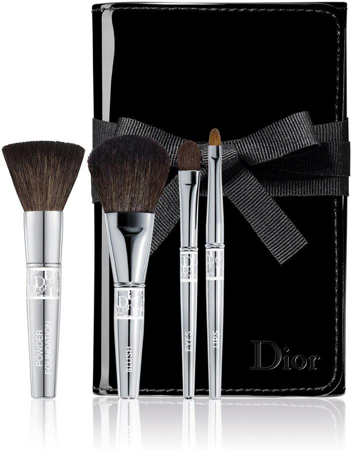 Christian Dior Holiday Travel Brush Set