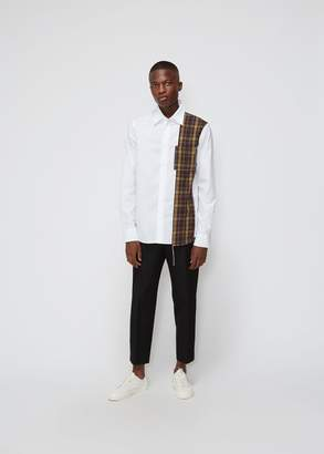 Marni Check Panel Shirt