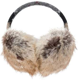 Barbour fur ear plugs