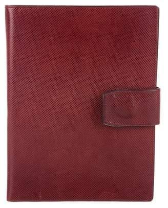 Bottega Veneta Leather Agenda Cover