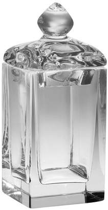 Majestic Crystal Square Swab Container