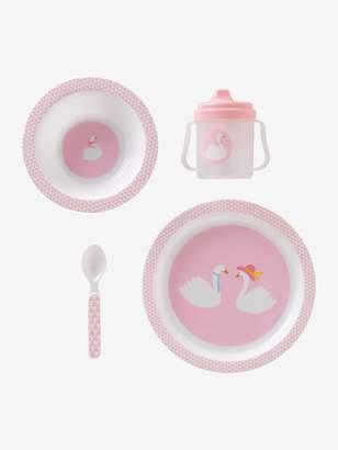 Vertbaudet 4-Piece BPA-Free Meal Set