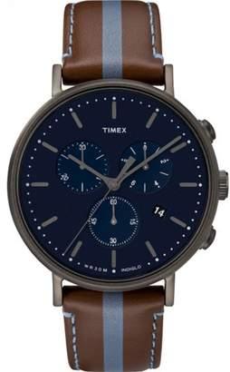 Timex Fairfield Chrono & Sub Second