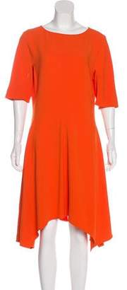 Stella McCartney Three-Quarter Sleeve Mini Dress