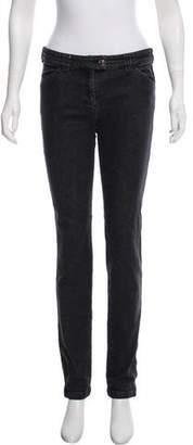 Balenciaga Mid-Rise Jeans