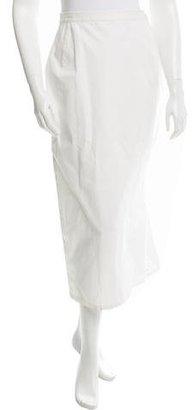 Yohji Yamamoto Midi Pencil Skirt w/ Tags $145 thestylecure.com