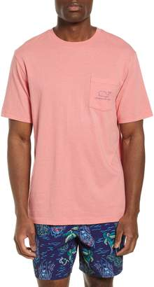 Vineyard Vines Vintage Whale Pocket T-Shirt