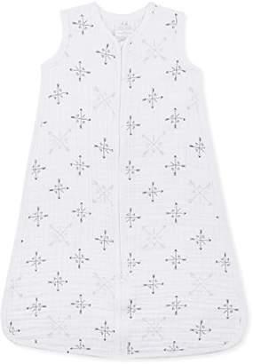 Aden Anais Aden + Anais 1.0 TOG sleeping bag, 100% cotton muslin, Lovestruck, 6-12m