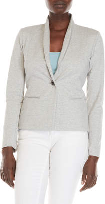 James Perse Clean Jersey Blazer