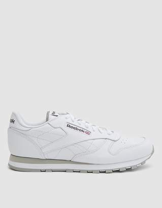Reebok Classic Leather in White
