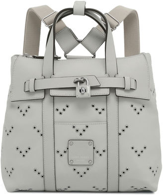 Jetsetter Mini Convertible Grommet Backpack $278 thestylecure.com