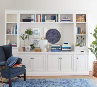 Pottery Barn Double Hutch