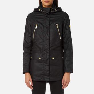 Barbour International Women's Ridge Wax Jacket