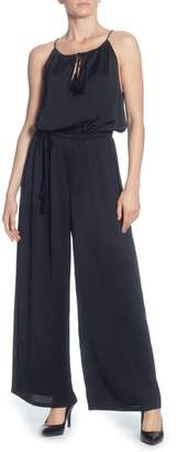 Catherine Malandrino Lake Satin Jumpsuit