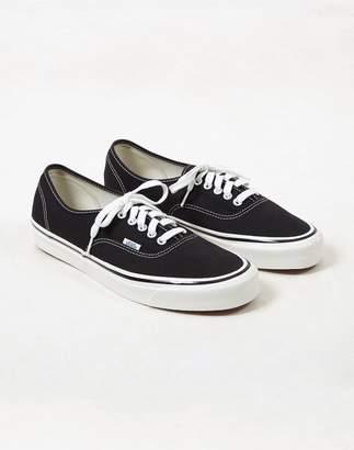 d5a361af4992 Vans Authentic 44 DX Plimsolls Black
