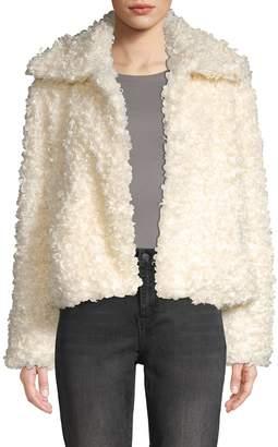 Vigoss Faux Fur Jacket