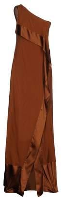 Donna Karan (ダナ キャラン) - ダナ キャラン ロングワンピース&ドレス