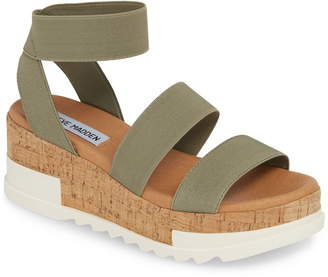 c00be107ebd5 Steve Madden Bandi Platform Wedge Sandal