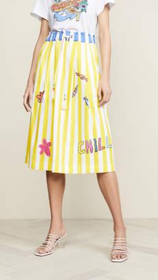 0a66b94ee4b5 Womens White Linen Skirt - ShopStyle Australia
