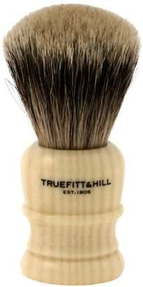 Truefitt & Hill (トゥルフィット & ヒル) - トゥルフィット&ヒル ウェリントン スーパーバジャーブラシ100mm(アイボリー)
