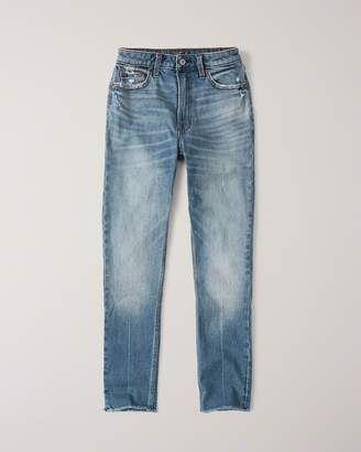 Abercrombie & Fitch High Rise Slim Jeans