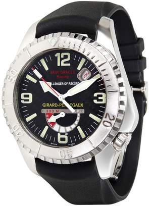 Girard Perregaux Black Steel Watches