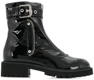 Giuseppe Zanotti Design Naplak boots