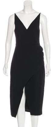 C/Meo Collective Sleeveless Midi Dress