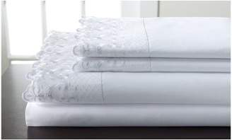 August Grove Higginson Lace Sheet Set