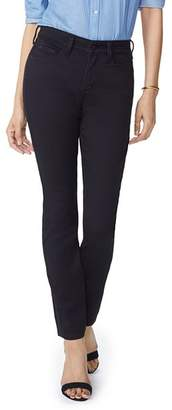 NYDJ Alina Legging Jeans in Black