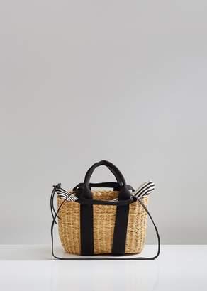 Muun Mini Caba Straw Bag