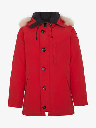 Canada Goose Fur and feather down Chateau jacket