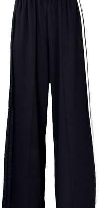 Y-3 Y 3 Adidas Wide-leg Track Pants