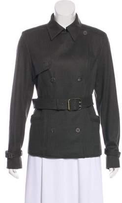 Bill Blass Virgin Wool Casual Jacket
