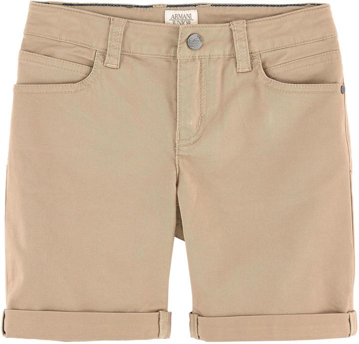 Armani JuniorJean shorts