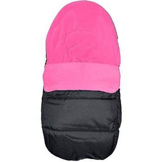 Britax Car Seat Footmuff/Cosy Toes Compatible with Baby Safe Plus Pink Rose