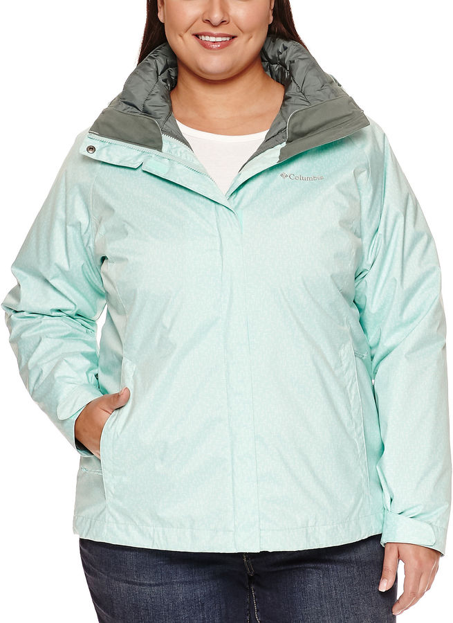 ColumbiaColumbia Outer West Interchange Thermal Coil Jacket - Plus
