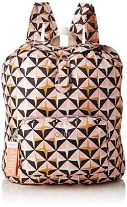 Oilily Enjoy Geometrical Backpack Lvz, Women's Handbag,13x40x30 cm (B x H T)
