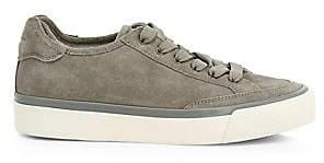 Rag & Bone Women's RB Army Low-Top Suede Sneakers